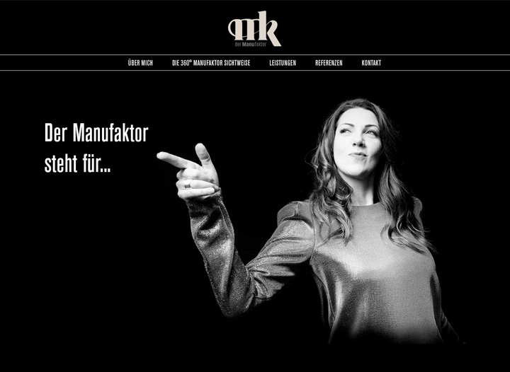 Manufaktor Website