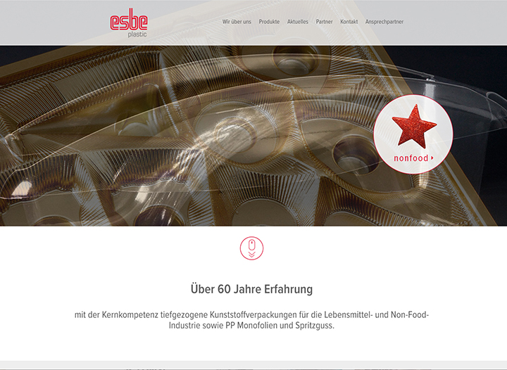 esbe plastic website