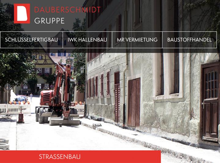 Dauberschmidt Website