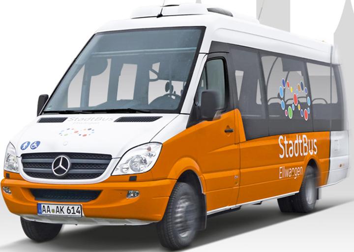 Stadtbus Website